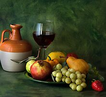 FRUIT AND WINE by RakeshSyal