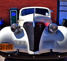 '39 Chevy by Terence Russell