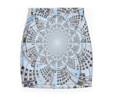 The Dance of Detroit - Hart Plaza Mini Skirt