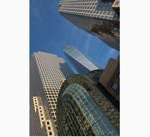 Manhattan Geometry - a Vertical View T-Shirt