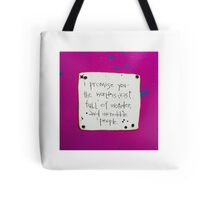 I Promise You #4 Tote Bag