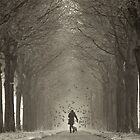 Hitch the Road Jane by LarsvandeGoor