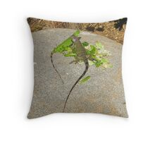Leap'n Lizards Throw Pillow