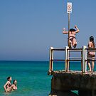 No Diving! What about jumping? by JenniferW