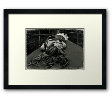 Final Rest Framed Print
