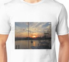 Sunset in Georgetown, SC Unisex T-Shirt
