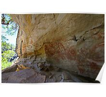Cathedral Cave Poster