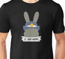 Zootopia: Lt. Judy Hopps Unisex T-Shirt