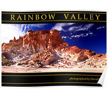 Raibow Valley, Alice Springs, Northern Territory, Australia Poster