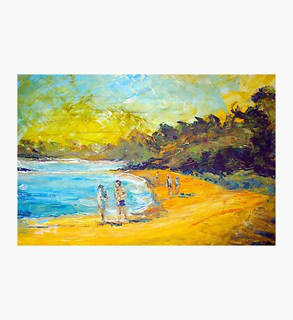 original oil painting Photographic Print
