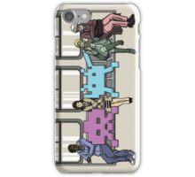 Space Invasion iPhone Case/Skin