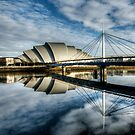 Clyde Auditorium & Bells Bridge by Daniel Davison