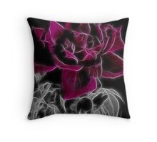 Faded Glory - Glow Throw Pillow
