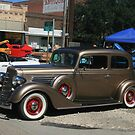 30's Roadster by Susan Russell