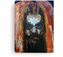 ROY WOOD Portrait. Wizzard, ELO, The Move Canvas Print