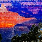 Canyon Sunrise - HC by Doug Greenwald