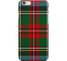 00154 The Carolina's Tartan iPhone Case/Skin