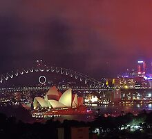 Opera House by Bloomin' Arty
