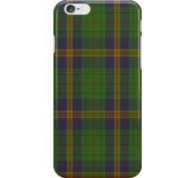 "00153 New Mexico ""District"" Tartan  iPhone Case/Skin"