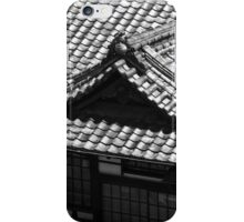 Dogo Onsen Roof iPhone Case/Skin
