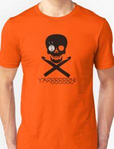 Skull and Hooks Unisex T-Shirt