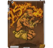 Dhalsim 25 iPad Case/Skin