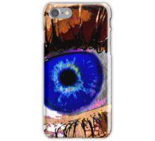 Blue Eye iPhone Case/Skin