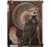Paper Cat iPad Case/Skin