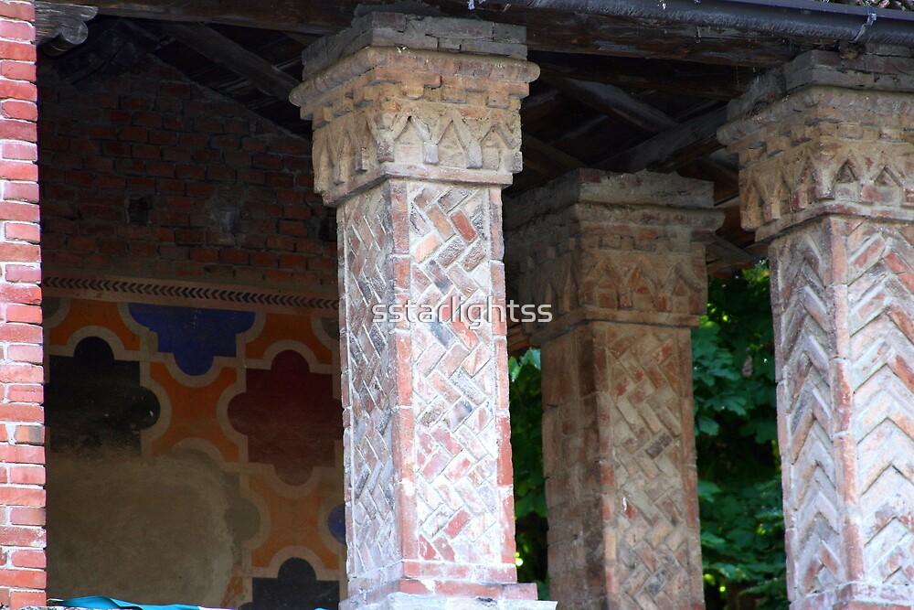 Old Pillars by sstarlightss