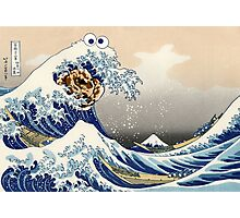 The Great Cookies off Kanagawa Photographic Print