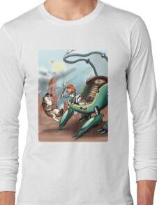 Vivi and Constantine Long Sleeve T-Shirt
