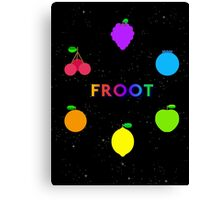 Froot 3.0 Canvas Print
