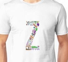 BS ABC's: Z Unisex T-Shirt