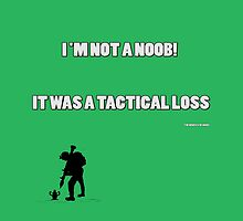 TACTICAL LOSS - GREEN by tomwilk96