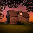 Port Dalhousie Barn by (Tallow) Dave  Van de Laar
