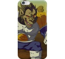 Ozaru Vegeta iPhone Case/Skin