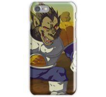 Ozaru Vegeta iPhone Case/Skin