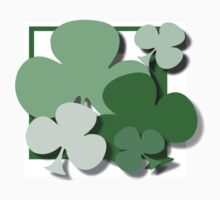 ST PATRICKS DAY CLOVERS by dragonindenver