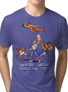 Rage in 1992 Tri-blend T-Shirt