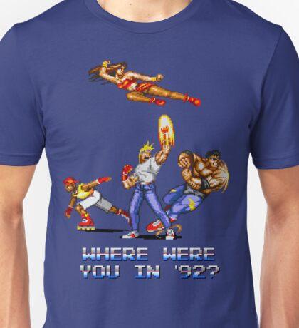Rage in 1992 Unisex T-Shirt
