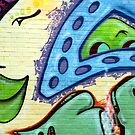 Graffiti Beauty by Kim McClain Gregal