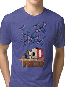 The Binding of Red Tri-blend T-Shirt