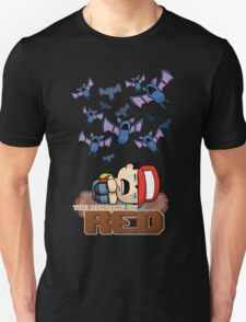 The Binding of Red Unisex T-Shirt