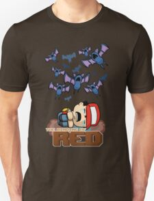 The Binding of Red T-Shirt