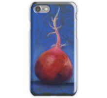 Radical radish iPhone Case/Skin