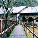 Bridge To The Stonehouse by NancyC
