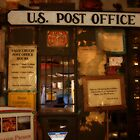 THE UNITED STATES  POST OFFICE by Jael