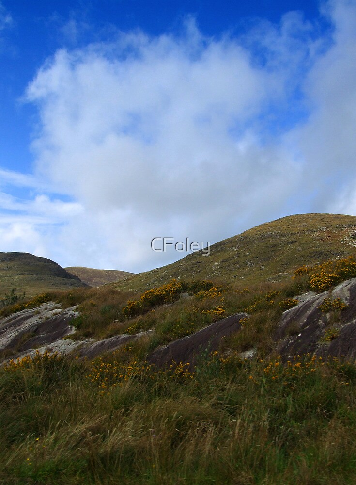 Mountain Sky - Killarney, Kerry, Ireland by CFoley