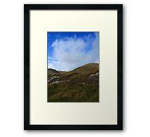 Mountain Sky - Killarney, Kerry, Ireland Framed Print