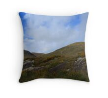 Mountain Sky - Killarney, Kerry, Ireland Throw Pillow